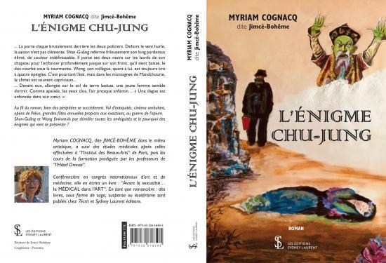 Nouveau roman - L'ENIGME CHU-JUNG